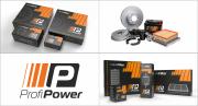 Części samochodowe ProfiPower. Siła jakości