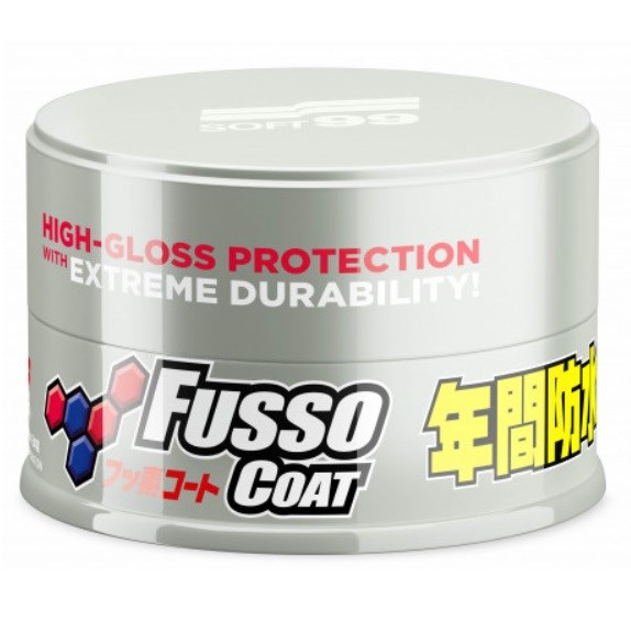 SOFT 99 FUSSO COAT 12 MONTH WAX LIGHT